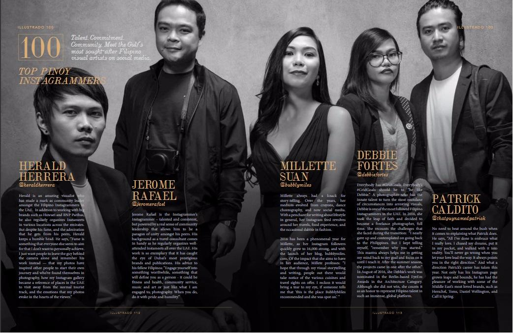 Top 100 Most Influential Filipinos in the Gulf – 2016 edition